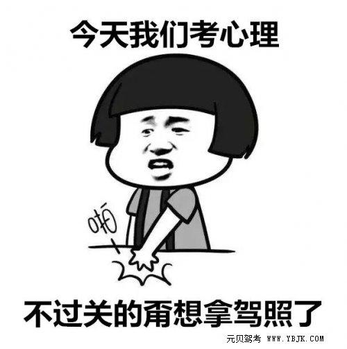 上海科目二考试为什么这么难